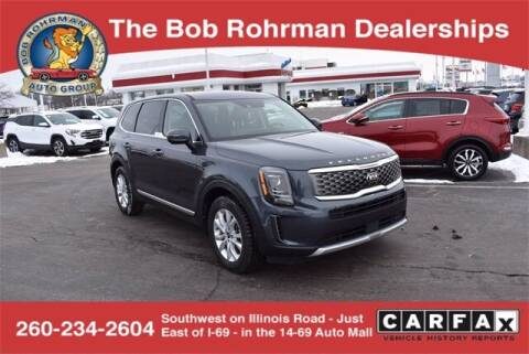2020 Kia Telluride for sale at BOB ROHRMAN FORT WAYNE TOYOTA in Fort Wayne IN