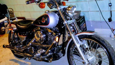 1993 Harley-Davidson Low Rider    90th Anniversary for sale at CARS PLUS MORE LLC in Cowan TN