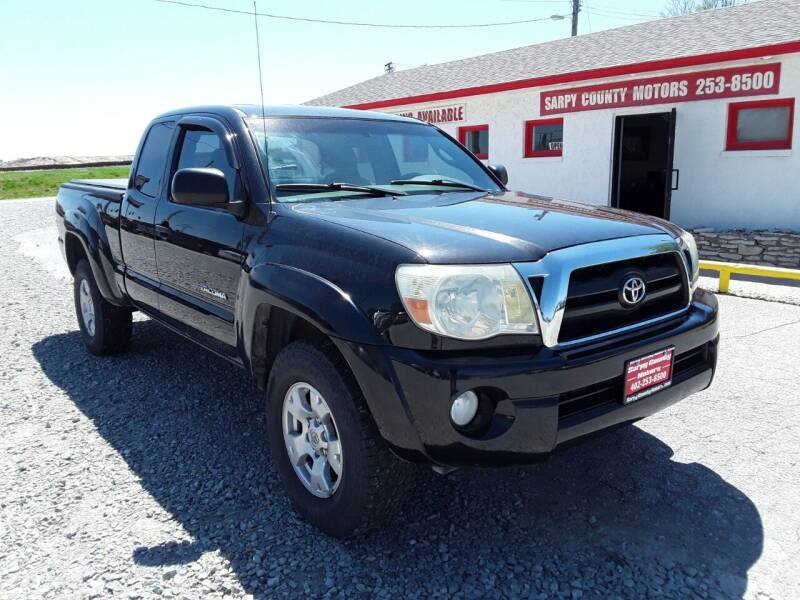2005 Toyota Tacoma for sale at Sarpy County Motors in Springfield NE