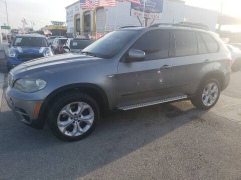 2011 BMW X5 for sale at INTERNATIONAL AUTO BROKERS INC in Hollywood FL