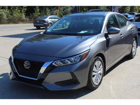 2021 Nissan Sentra for sale at Inline Auto Sales in Fuquay Varina NC