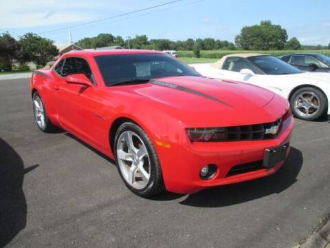 2011 Chevrolet Camaro for sale at G. B. ENTERPRISES LLC in Crossville AL