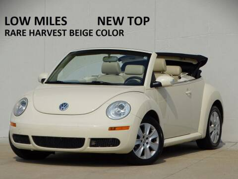 2008 Volkswagen New Beetle Convertible for sale at Chicago Motors Direct in Addison IL