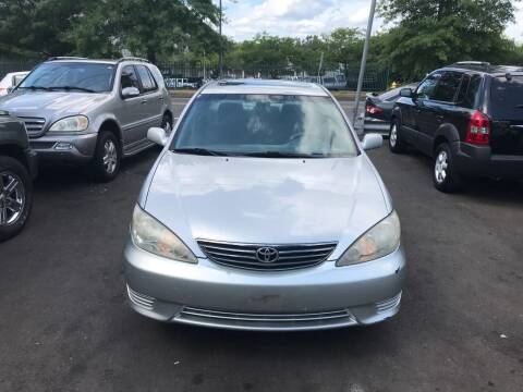 2005 Toyota Camry for sale at Vuolo Auto Sales in North Haven CT