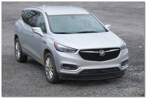 2018 Buick Enclave for sale at WHITE MOTORS INC in Roanoke Rapids NC