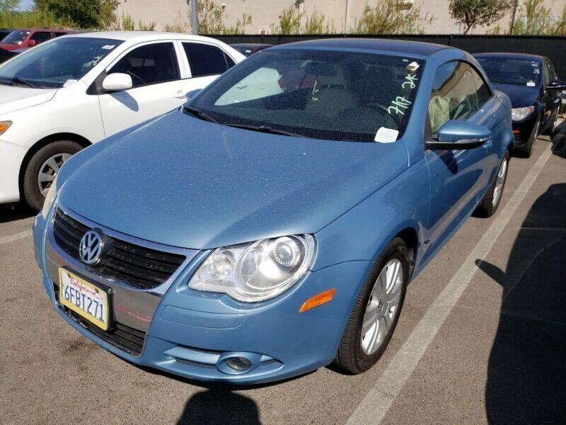 2009 Volkswagen Eos for sale in Ontario, CA