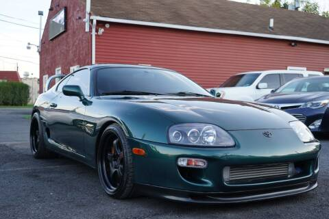 1997 Toyota Supra for sale at HD Auto Sales Corp. in Reading PA