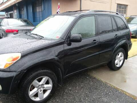 2005 Toyota RAV4 for sale at International Auto Sales Inc in Staten Island NY