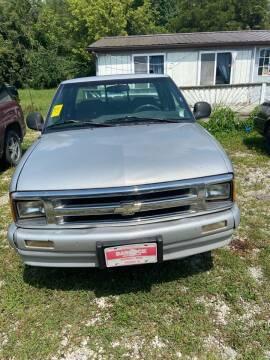 1997 Chevrolet S-10 for sale at New Start Motors LLC - Rockville in Rockville IN