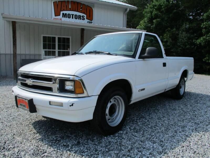 1996 Chevrolet S-10 for sale in Lenoir, NC