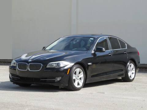 2011 BMW 5 Series for sale at DK Auto Sales in Hollywood FL