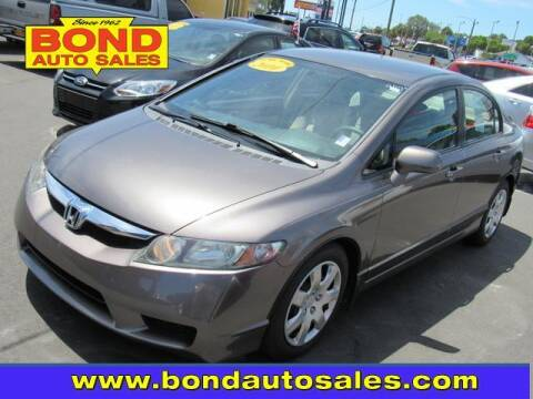 2010 Honda Civic for sale at Bond Auto Sales in St Petersburg FL