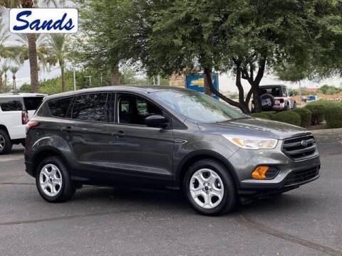 2017 Ford Escape for sale at Sands Chevrolet in Surprise AZ