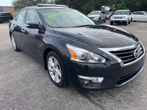 2014 Nissan Altima for sale at The Car Connection Inc. in Palm Bay FL