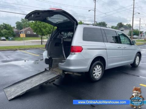 2010 Honda Odyssey for sale at IMPORTS AUTO GROUP in Akron OH