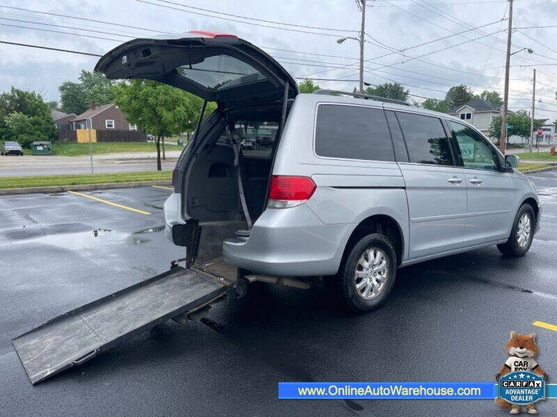 2010 Honda Odyssey for sale in Akron, OH