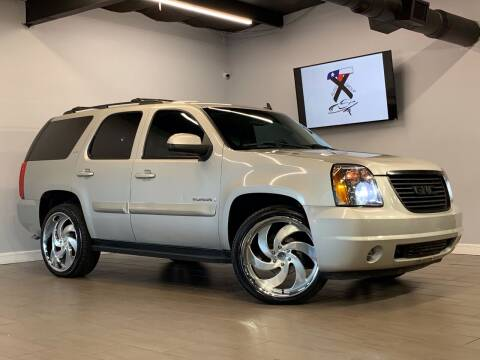 2009 GMC Yukon for sale at TX Auto Group in Houston TX