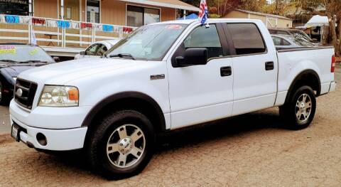 2007 Ford F-150 for sale at AUCTION SERVICES OF CALIFORNIA in El Dorado CA