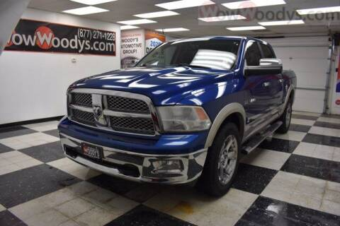 2010 Dodge Ram Pickup 1500 for sale at WOODY'S AUTOMOTIVE GROUP in Chillicothe MO