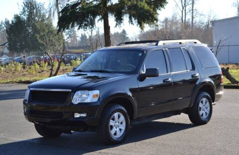 2009 Ford Explorer for sale at Skyline Motors Auto Sales in Tacoma WA