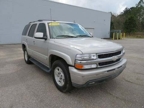 2005 Chevrolet Tahoe for sale at Access Motors Co in Mobile AL