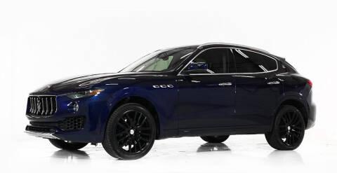 2017 Maserati Levante for sale at Houston Auto Credit in Houston TX