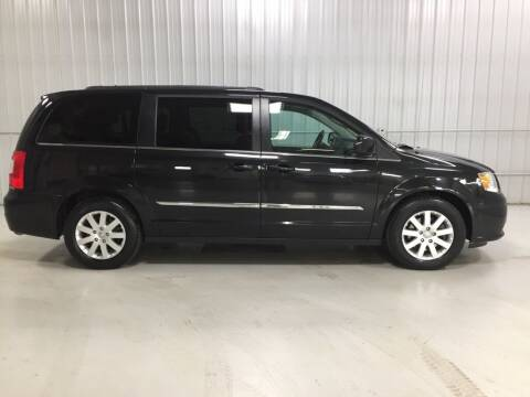 2016 Chrysler Town and Country for sale at Elhart Automotive Campus in Holland MI