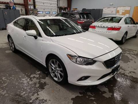 2014 Mazda MAZDA6 for sale at BETTER BUYS AUTO INC in East Windsor CT