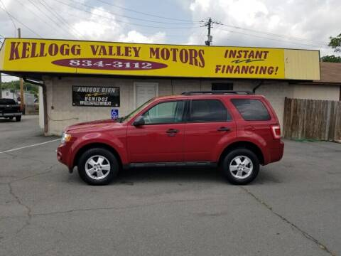 2010 Ford Escape for sale at Kellogg Valley Motors in Gravel Ridge AR