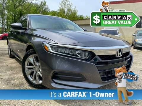 2019 Honda Accord for sale at High Rated Auto Company in Abingdon MD