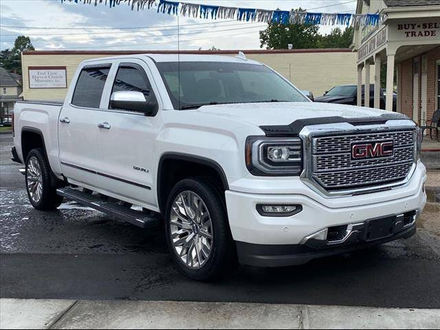 2018 GMC Sierra 1500 for sale at Messick's Auto Sales in Salisbury MD