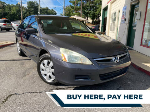 2006 Honda Accord for sale at Automan Auto Sales, LLC in Norcross GA