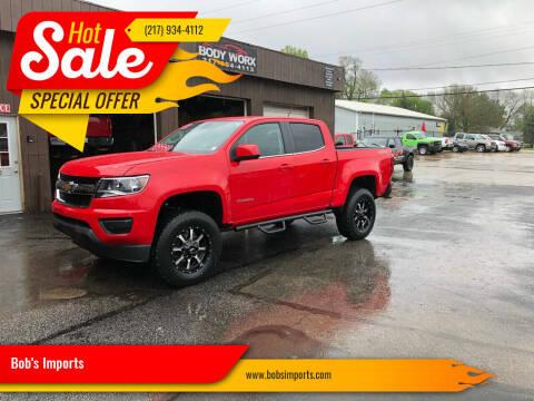 2018 Chevrolet Colorado for sale at Bob's Imports in Clinton IL