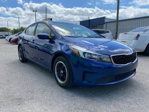 2017 Kia Forte for sale at Marvin Motors in Kissimmee FL
