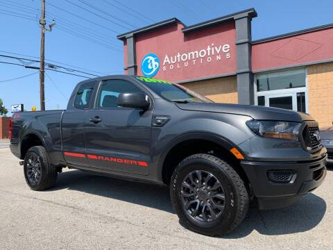 2019 Ford Ranger for sale at Automotive Solutions in Louisville KY