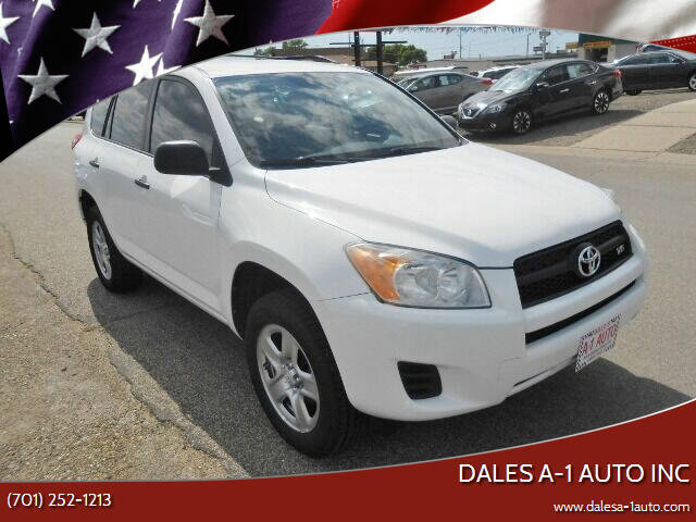 2012 Toyota RAV4 for sale at Dales A-1 Auto Inc in Jamestown ND