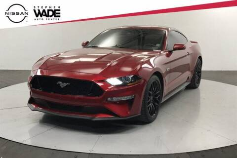 2020 Ford Mustang for sale at Stephen Wade Pre-Owned Supercenter in Saint George UT