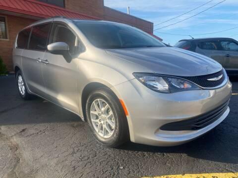 2020 Chrysler Voyager for sale at Rusak Motors LTD. in Cleveland OH