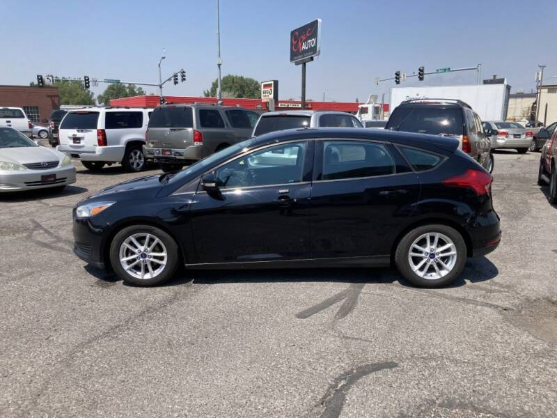 2016 Ford Focus for sale at Epic Auto in Idaho Falls ID