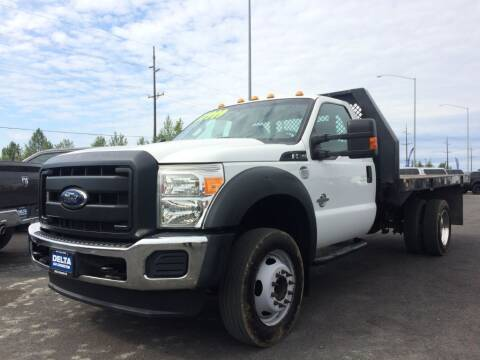 2014 Ford F-550 Super Duty for sale at Delta Car Connection LLC in Anchorage AK