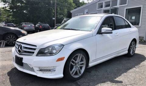 2013 Mercedes-Benz C-Class for sale at Top Line Import in Haverhill MA