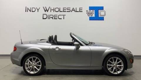 2012 Mazda MX-5 Miata for sale at Indy Wholesale Direct in Carmel IN