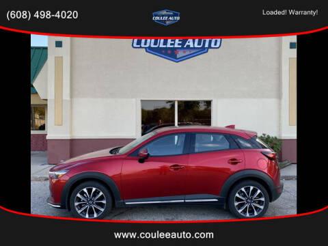 2019 Mazda CX-3 for sale at Coulee Auto in La Crosse WI