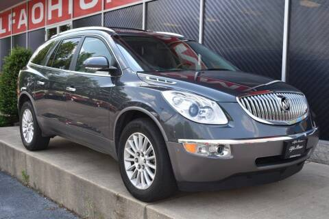 2012 Buick Enclave for sale at Alfa Romeo & Fiat of Strongsville in Strongsville OH