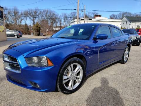 2012 Dodge Charger for sale at Porcelli Auto Sales in West Warwick RI