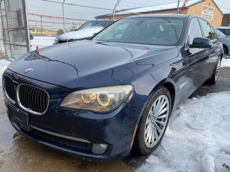 2011 BMW 7 Series for sale at The PA Kar Store Inc in Philladelphia PA