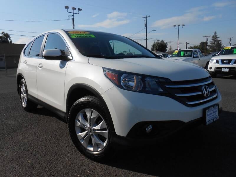 2014 Honda CR-V for sale at McKenna Motors in Union Gap WA