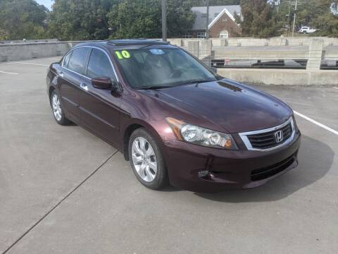 2010 Honda Accord for sale at QC Motors in Fayetteville AR