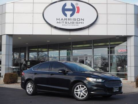 2014 Ford Fusion for sale at Harrison Imports in Sandy UT