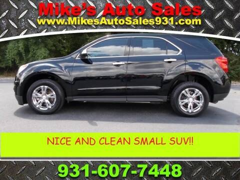 2015 Chevrolet Equinox for sale at Mike's Auto Sales in Shelbyville TN